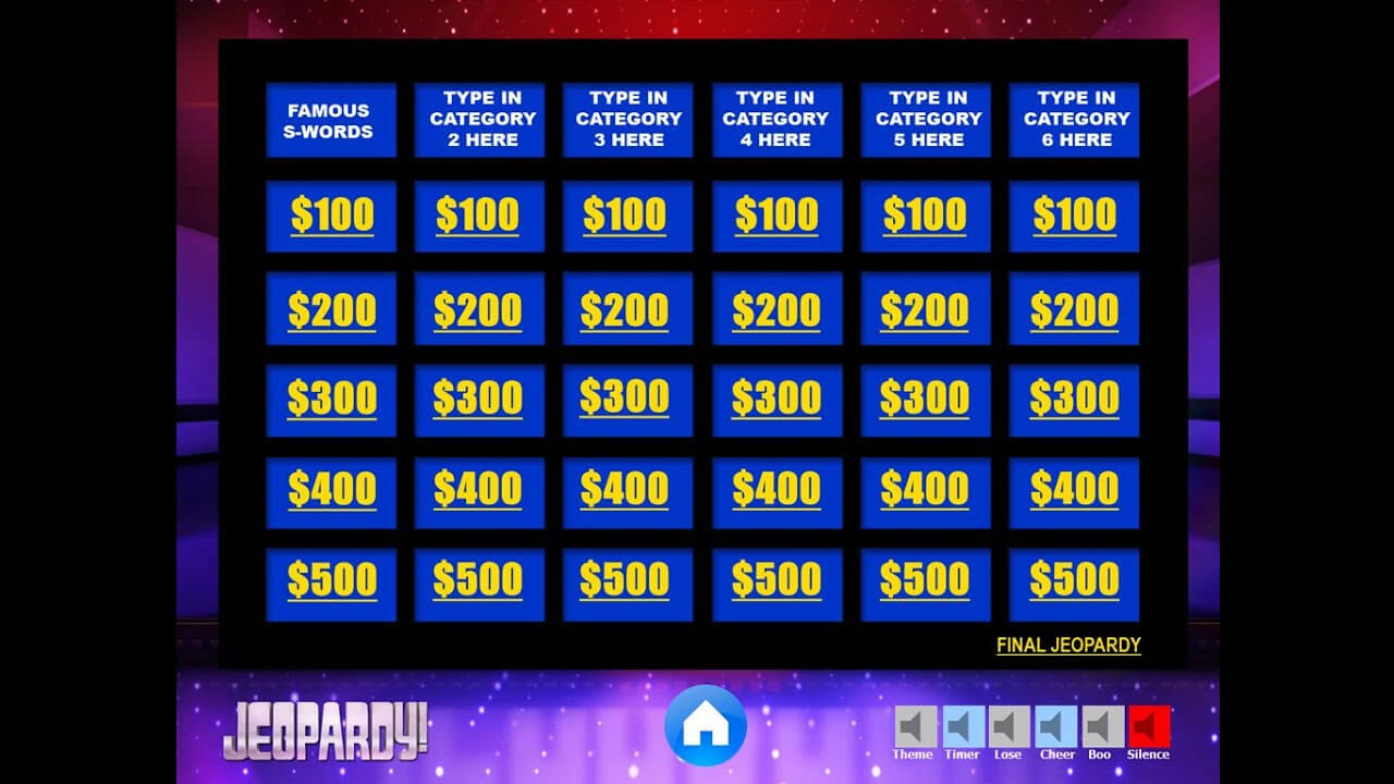 002 Template Ideas Jeopardy Powerpoint With Score Excellent For Jeopardy Powerpoint Template With Score