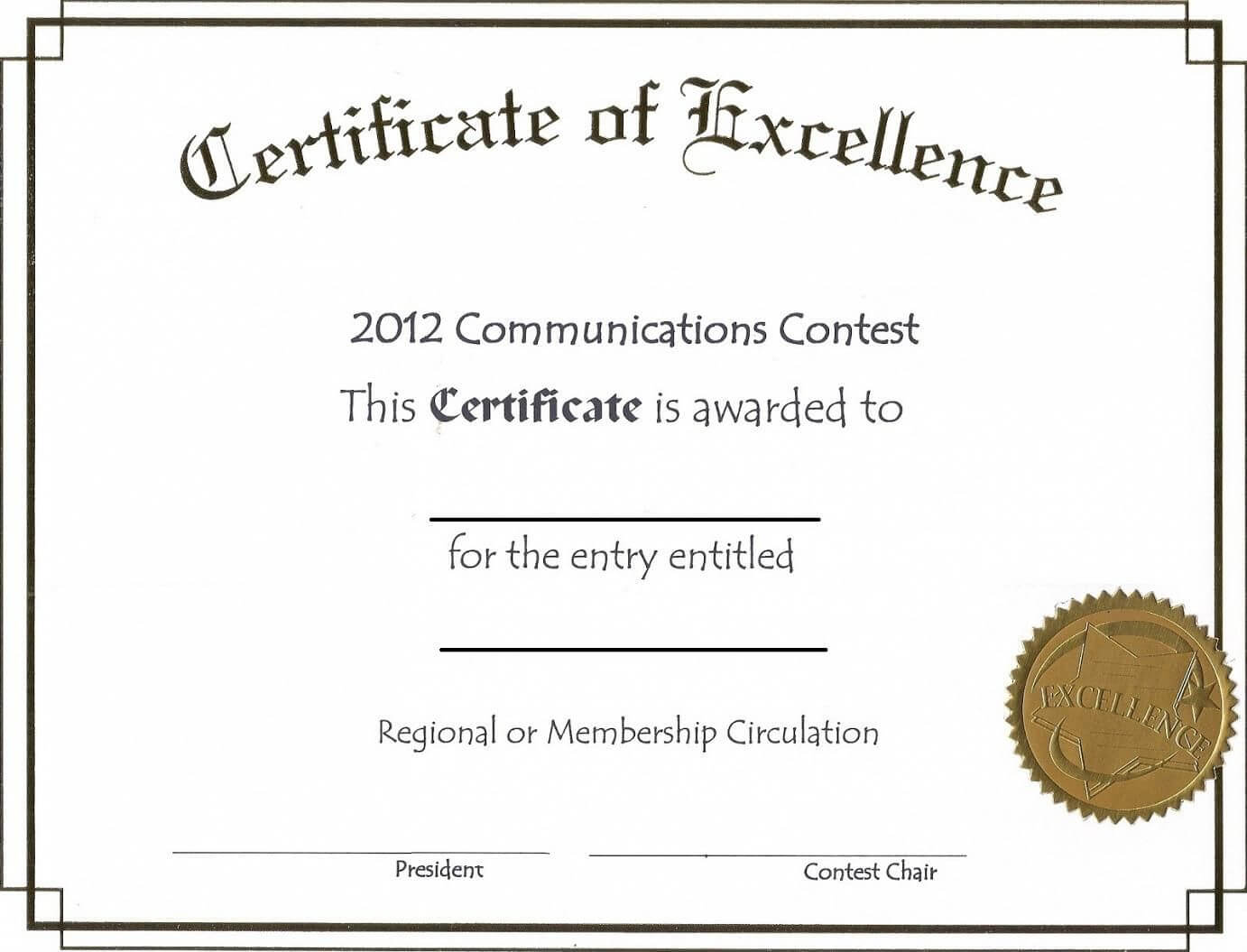 003 Template Ideas Certificate Award Microsoft Awesome Word With Regard To Template For Certificate Of Award