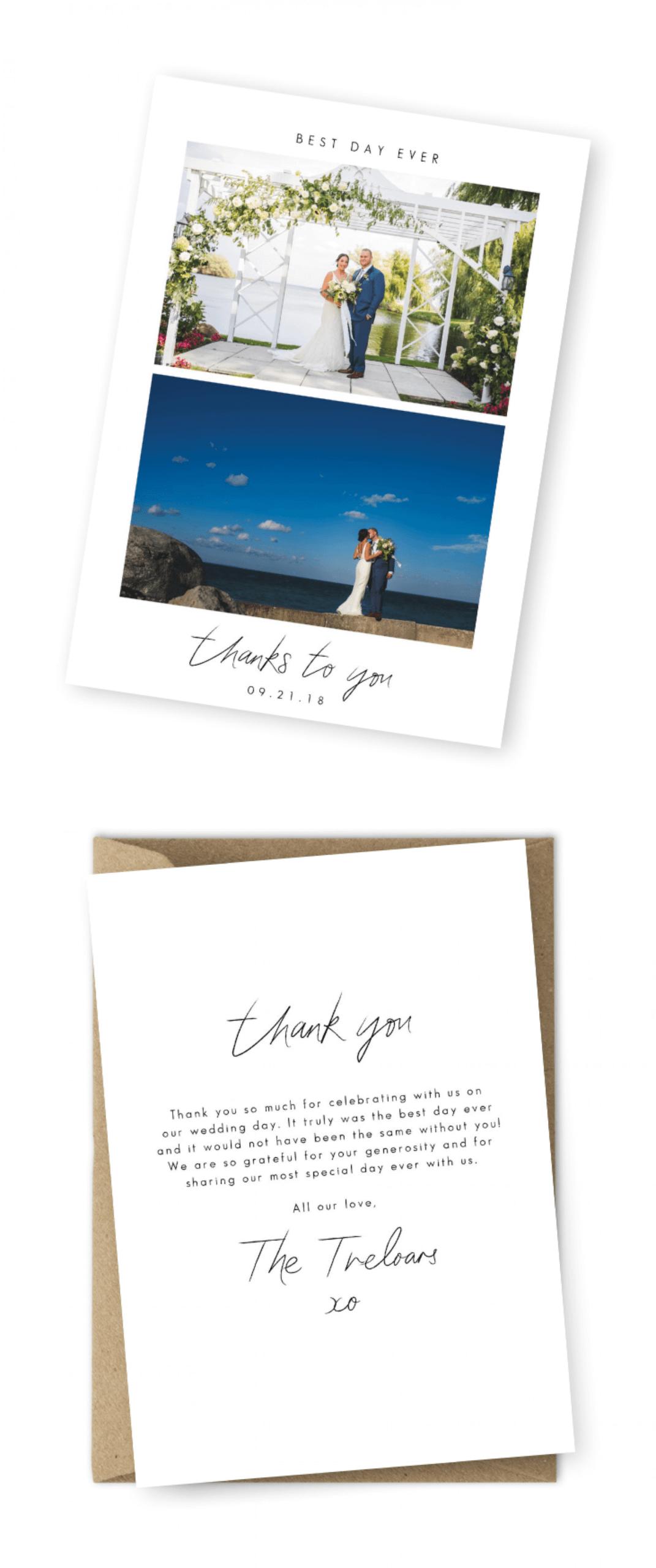 005 Wedding Thank You Card Wording Message Ideas Template In Template For Wedding Thank You Cards