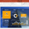 10 Best Dashboard Templates For Powerpoint Presentations Pertaining To Powerpoint Dashboard Template Free