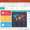 10 Best Dashboard Templates For Powerpoint Presentations Throughout Powerpoint Dashboard Template Free