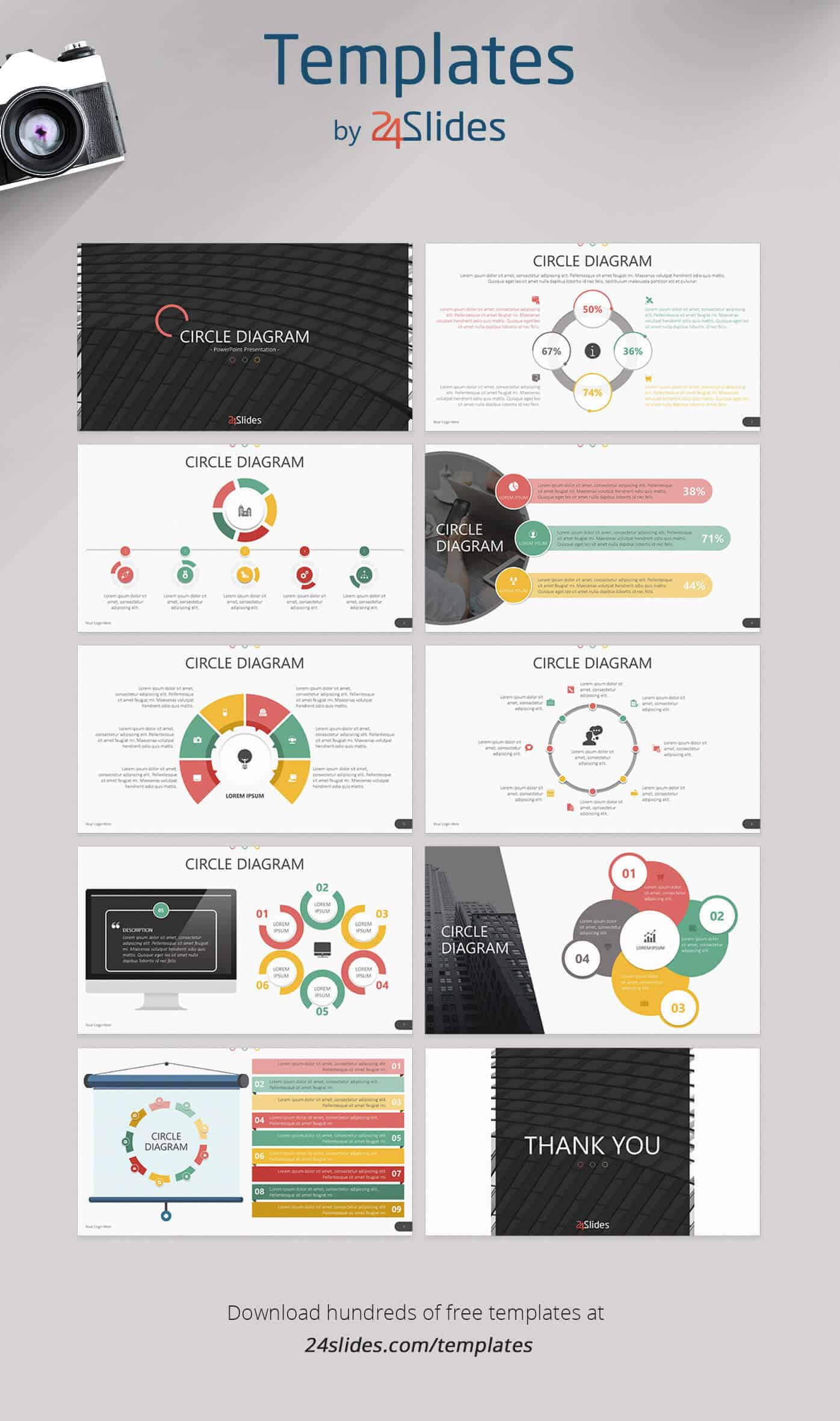 15 Fun And Colorful Free Powerpoint Templates | Present Better In Sample Templates For Powerpoint Presentation