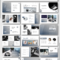 2 In 1 Blue & Gray Business Presentation Template | Шаблоны Inside Where Are Powerpoint Templates Stored
