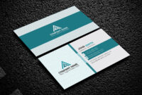 200 Free Business Cards Psd Templates - Creativetacos with Name Card Photoshop Template