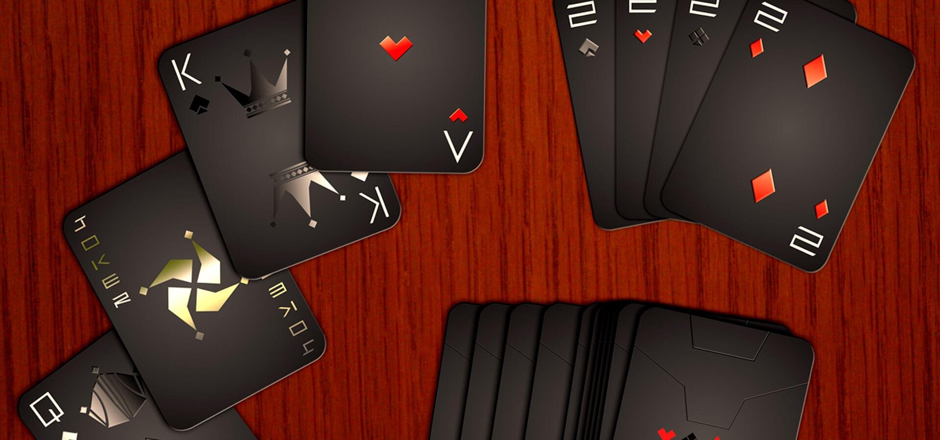 22+ Playing Card Designs | Free & Premium Templates For Playing Card Design Template