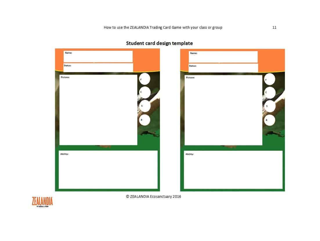 33 Free Trading Card Templates (Baseball, Football, Etc Within Superhero Trading Card Template