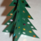 3D Christmas Tree Card Template | 3D Christmas Tree with regard to 3D Christmas Tree Card Template