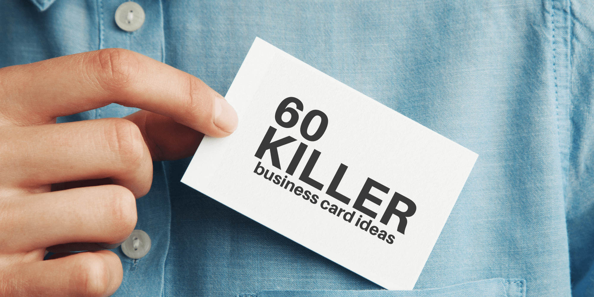 60 Modern Business Cards To Make A Killer First Impression In Qr Code Business Card Template