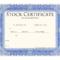 Blank Stock Certificate Template | Printable Stock for Corporate Share Certificate Template