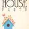Butterflies & Flowers – Housewarming Invitation Template With Free Housewarming Invitation Card Template