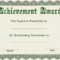 Certificate Templates | Green Award Certificate Powerpoint within Powerpoint Award Certificate Template