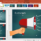 Change Background For Buzzword Powerpoint Template – Fppt With How To Change Powerpoint Template