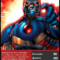 Dc Villains – Need Help With Attributes For Trading Cards With Superhero Trading Card Template