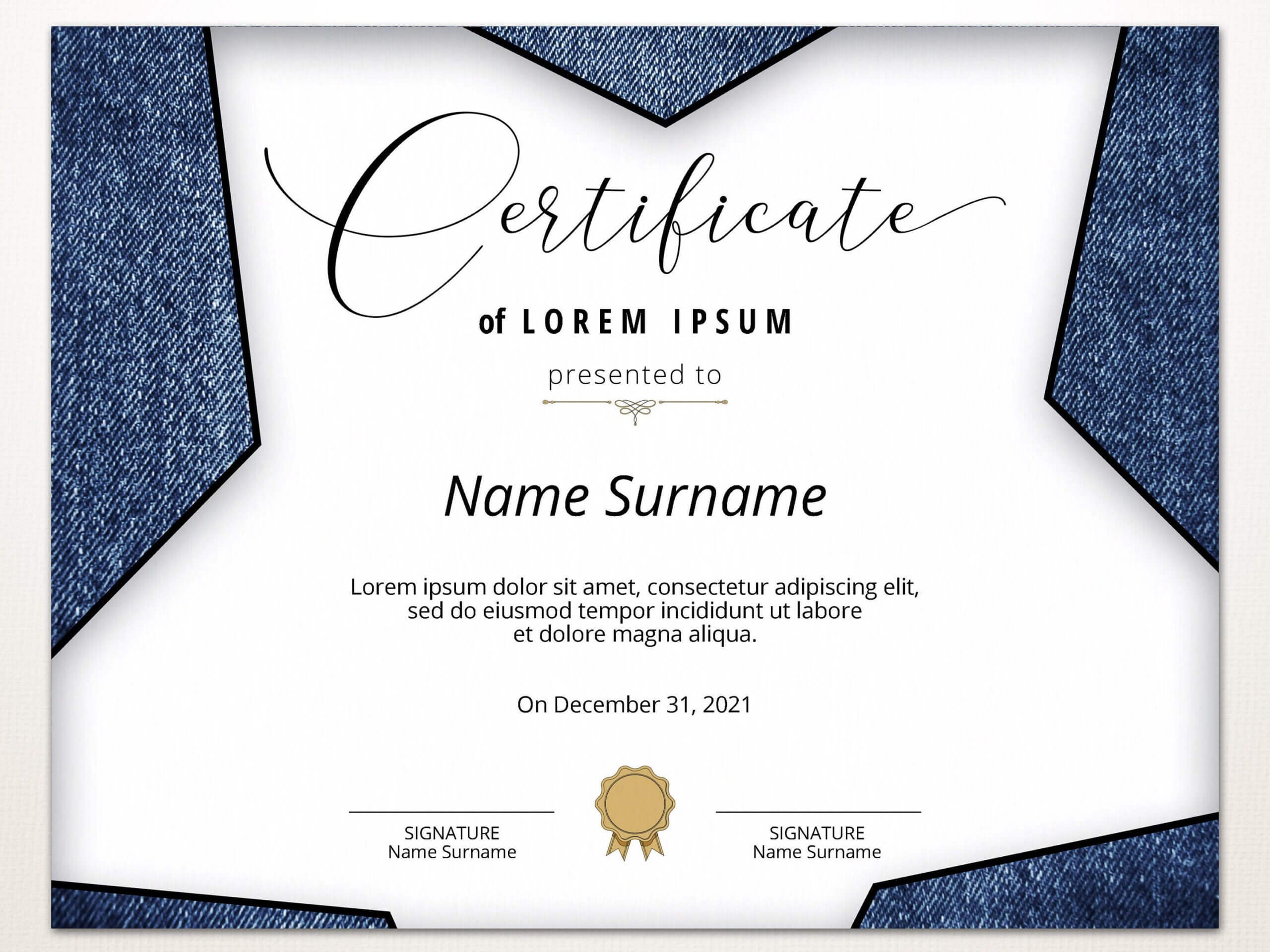 Editable Blank Certificate Template, Printable Certificate Throughout Update Certificates That Use Certificate Templates