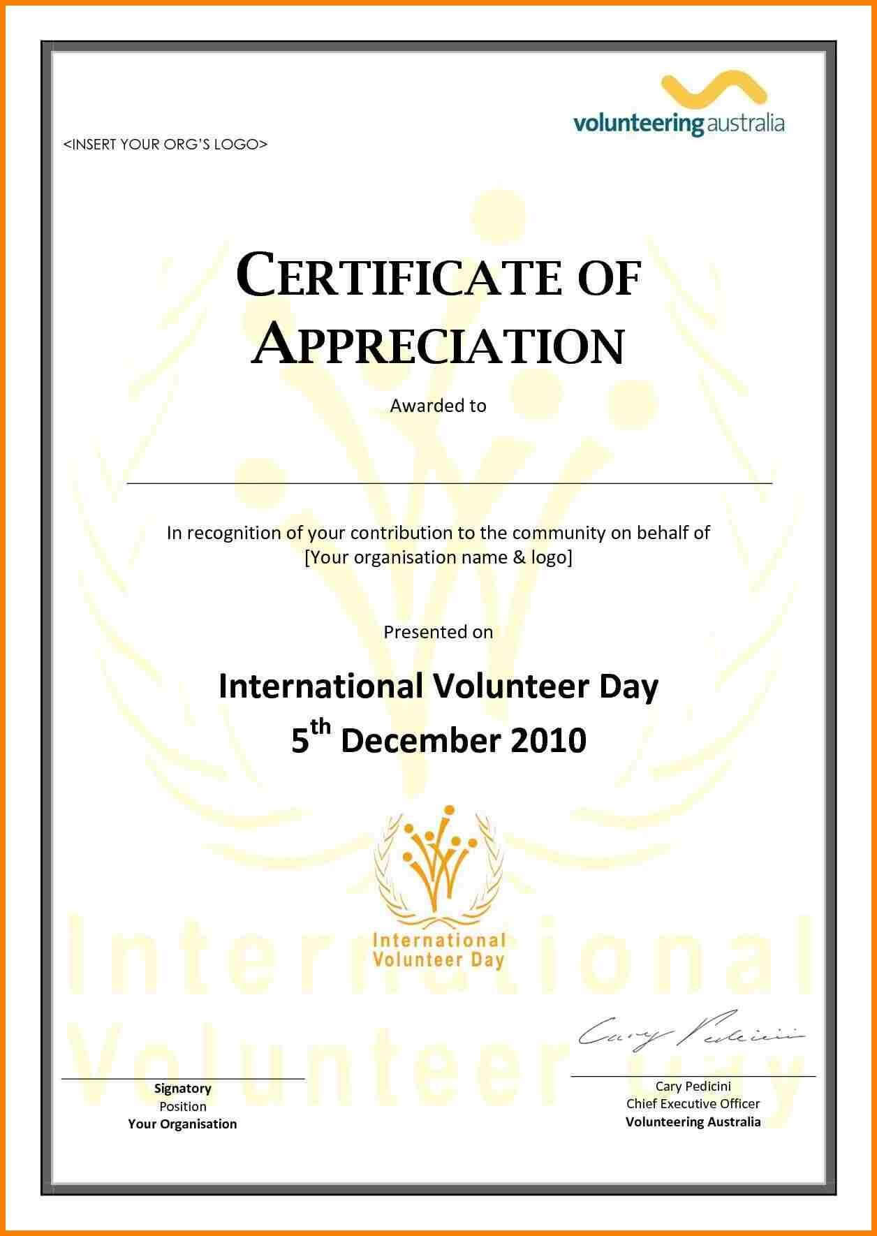 Employee Appreciation Certificate Template Free Resume For Update Certificates That Use Certificate Templates