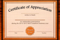 Free Appreciation Certificate Templates Supplier Contract Regarding Update Certificates That Use Certificate Templates