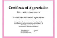 Free Employee Appreciation Certificate Template Free for Promotion Certificate Template