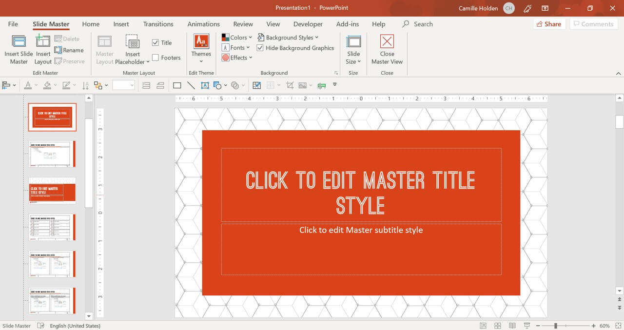 How To Create A Powerpoint Template (Step By Step) Throughout How To Edit A Powerpoint Template