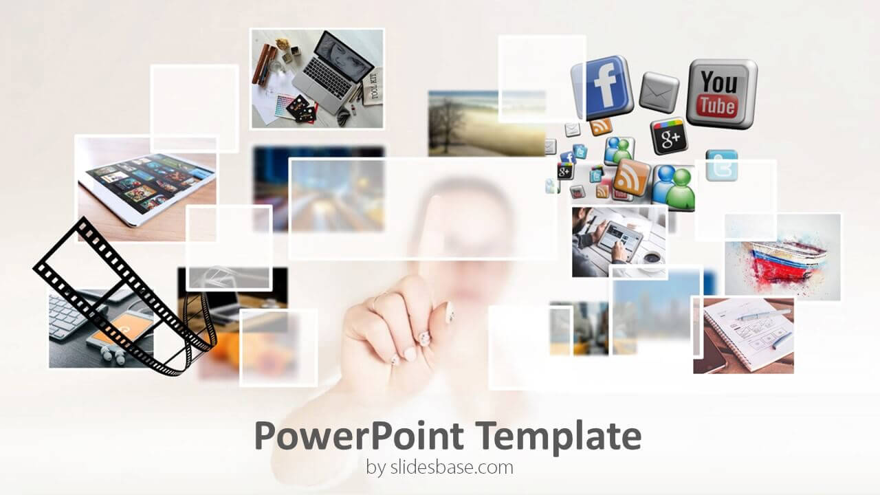 Multimedia Powerpoint Template Within Multimedia Powerpoint Templates
