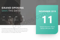 Pin About Save The Date On Powerpoint Diagrams for Save The Date Powerpoint Template