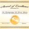 Printable Acknowledgement Certificate Templates Inside Life Saving Award Certificate Template