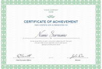 Template Certificates – Bolan.horizonconsulting.co with Officer Promotion Certificate Template