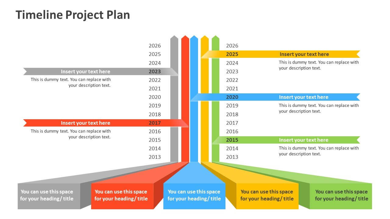 Timeline Project Plan (2) Intended For Project Schedule Template Powerpoint