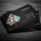 Top 26 Free Business Card Psd Mockup Templates In 2019 With Regard To Name Card Photoshop Template