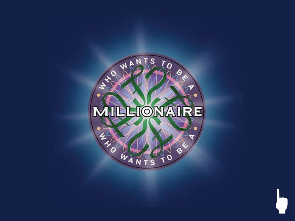 Who Wants To Be A Millionaire? Powerpoint Template With Who Wants To Be A Millionaire Powerpoint Template